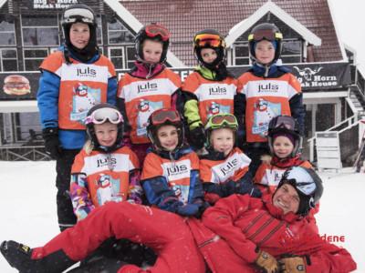 Skiskolebilder